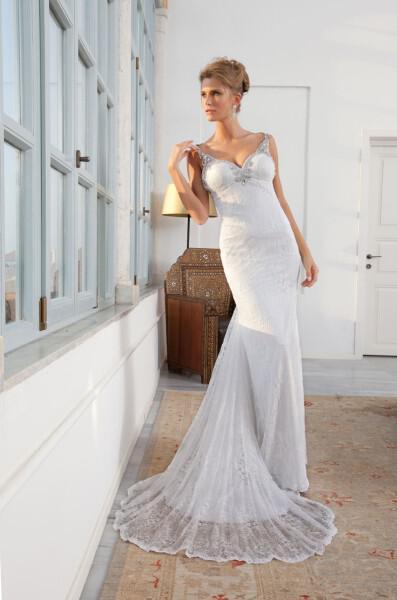 nifika sposa moda luxury 2013 8 - Νυφικά 2013 Sposa Moda collection Luxury