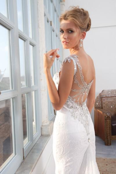 nifika sposa moda luxury 2013 9 - Νυφικά 2013 Sposa Moda collection Luxury