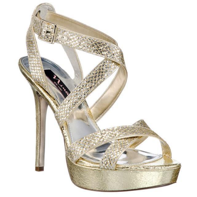 Νυφικά παπούτσια 2013 Nak shoes Nina New York fe91daa1b48