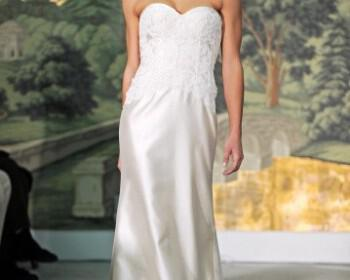 Anna Barge Wedding Dresses collection Spring 2014 40 350x280 - Νυφικά Anna Barge collection Άνοιξη 2014