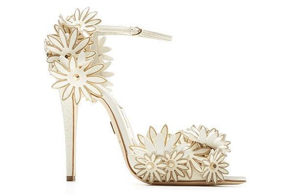 Νυφικά παπούτσια Brian Atwood 2013