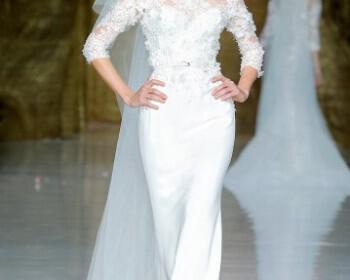 Pronovias Wedding Dresses Collection Spring 2014 26 350x280 - Νυφικά 2014 Pronovias Collection Άνοιξη 2014