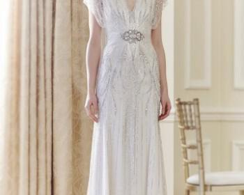 Wedding Dresses Jenny Packham collection Spring 2014 1 350x280 - Νυφικά Jenny Packham collection Άνοιξη 2014