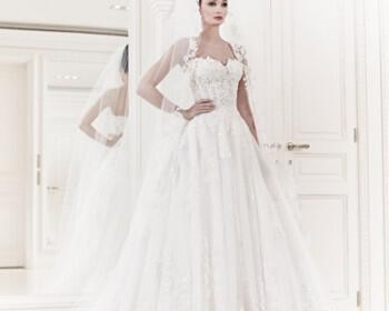 Zuhair Murad Wedding Dresses collection Spring 2014 2 350x280 - Νυφικά Zuhair Murad collection Άνοιξη 2014