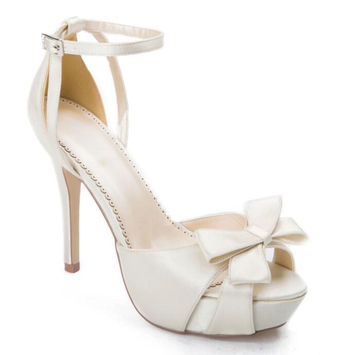 Νυφικά παπούτσια Migato Καλοκαίρι 2013