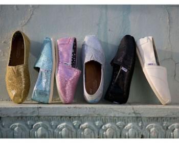 Toms Bridal Shoes Summer 2013 2 350x280 - Νυφικά παπούτσια Toms Καλοκαίρι 2013
