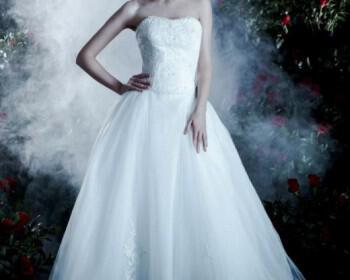 Anjolique Wedding Dresses Spring 2014 3 350x280 - Νυφικά Anjolique Άνοιξη 2014