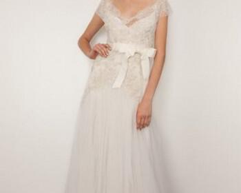Sarah Janks Bridal Spring 2014 Collection 3 350x280 - Νυφικά Sarah Janks Άνοιξη 2014