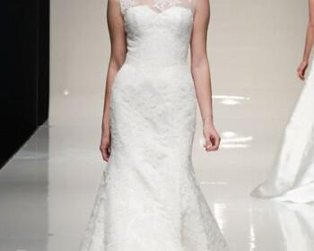 Stewart Parvin Bridal Spring 2014 Collection 7 350x280 - Νυφικά Stewart Parvin Άνοιξη 2014