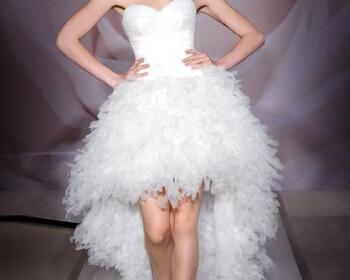 Suzanne Neville Bridal 2014 Collection 7 350x280 - Νυφικά Suzanne Neville 2014