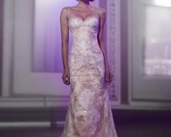 Anne Bowen Wedding Dresses 2014 5 350x280 - Νυφικά Anne Bowen 2014