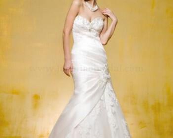 Jasmine Wedding Dresses collection Spring 2014 3 350x280 - Νυφικά Jasmine Άνοιξη 2014