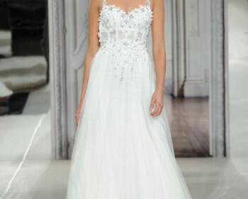 Pnina Tornai Wedding Dresses collection Spring 2014 2 350x280 - Νυφικά Pnina Tornai Άνοιξη 2014