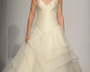 Matthew Christopher Wedding Dresses collection Spring 2014 2 350x280 - Νυφικά Matthew Christopher collection Άνοιξη 2014