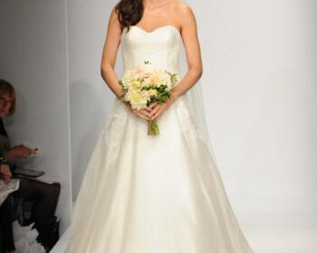 Watters Wedding Dresses collection Spring 2014 3 350x280 - Νυφικά Watters collection Άνοιξη 2014
