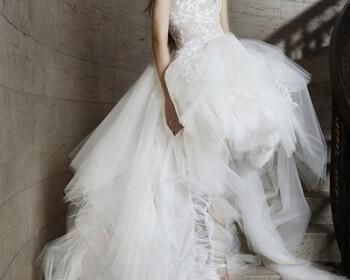 nifika Vera Wang kalokairi 2015 10 350x280 - Νυφικά Vera Wang collection Καλοκαίρι 2015