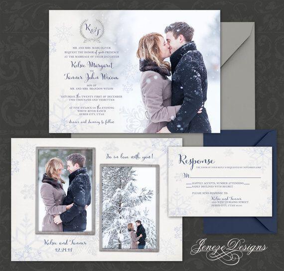 55fbebe40f43 Βρείτε το ιδανικό προσκλητήριο για έναν χειμωνιάτικο γάμο