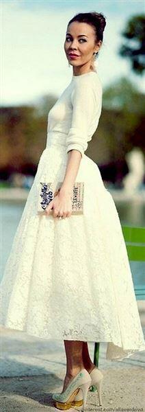 Το κατάλληλο φόρεμα για πολιτικό γάμο