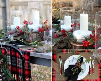 gamos karo thema 5 350x280 - Θέμα γάμου καρό με άρωμα Σκωτίας