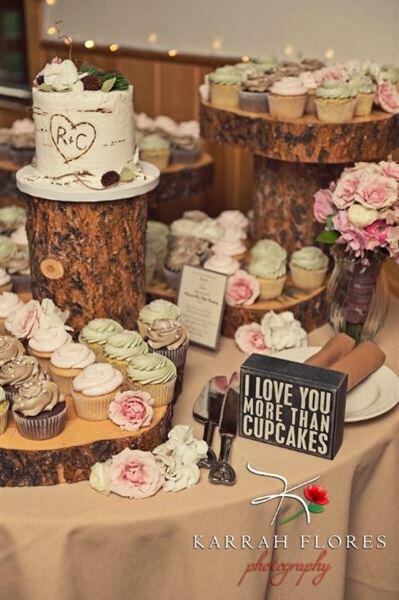 tourta gamou Cupcakes