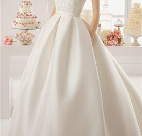 nifiko aplo styl 4 292x280 - Απλά νυφικά για έναν ανοιξιάτικο γάμο