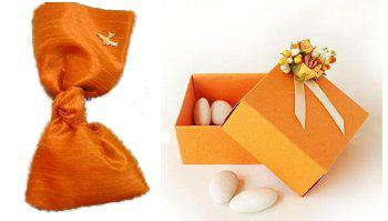 stolismos gamos portokali xroma πορτοκαλί χρωμα γάμο