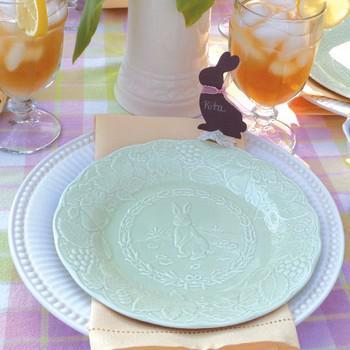 πασχαλινό τραπέζι διακόσμηση Πάσχα στολισμό pasxa trapezi