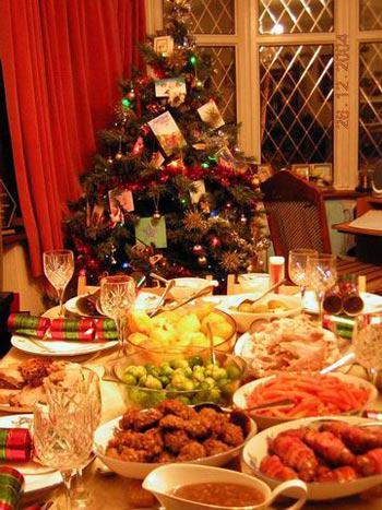 Χριστουγεννιάτικο ρεβεγιόν