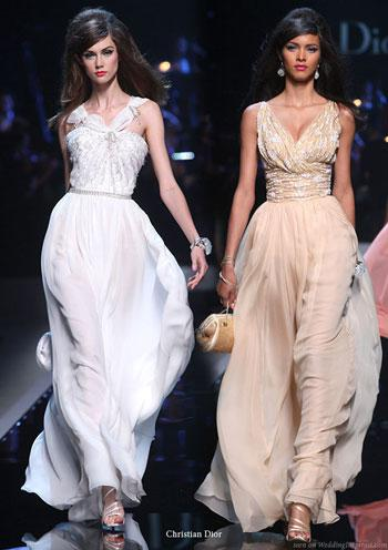 vradina foremata Dior anoiksi kalokairi βραδινά φορέματα